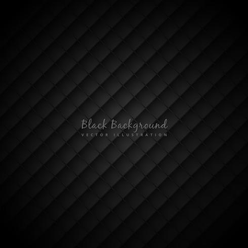 black background with pattern vector design illustration