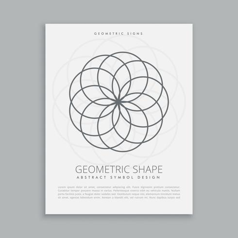 cirklar geometriska former