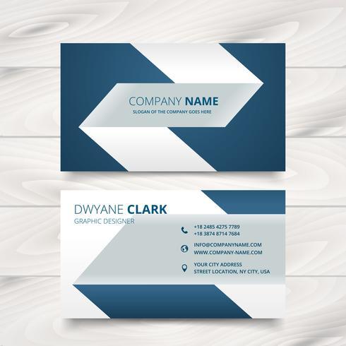 Creative simple business card vector design download free vector creative simple business card vector design reheart Choice Image