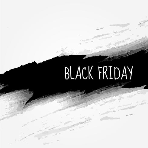 black friday grunge background design