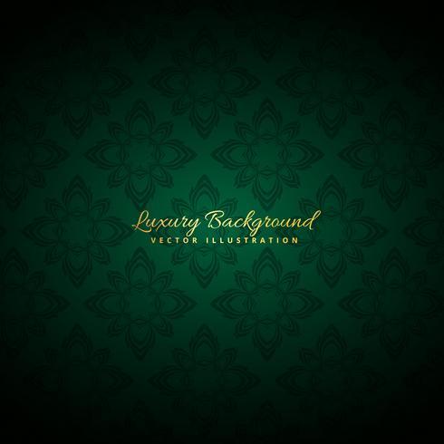 beautiful green luxury background