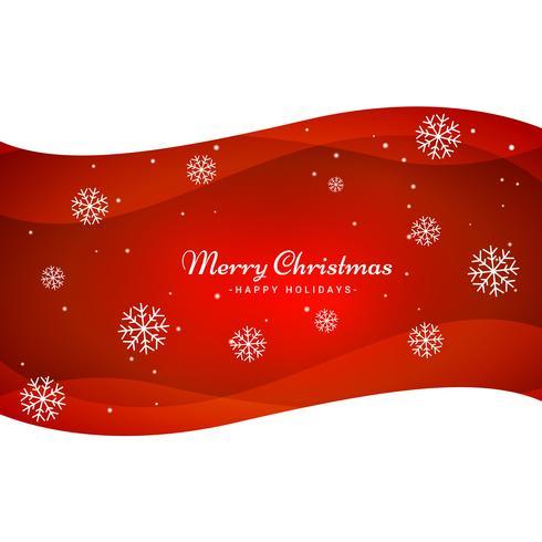conception de voeux de Noël