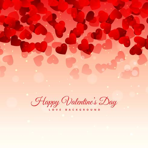 beautiful love background card vector design illustration