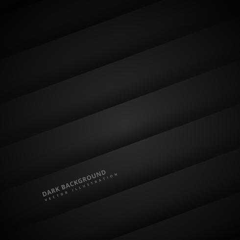 black dark stripes background  vector design illustration