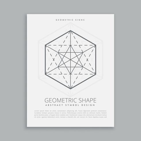 symbole géométrique sacré