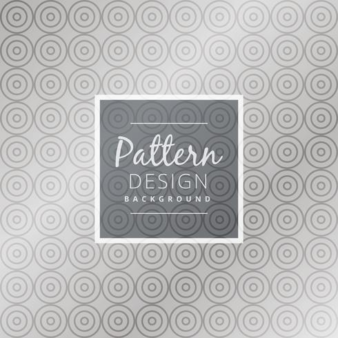 gray circular seamless pattern vector design illustration