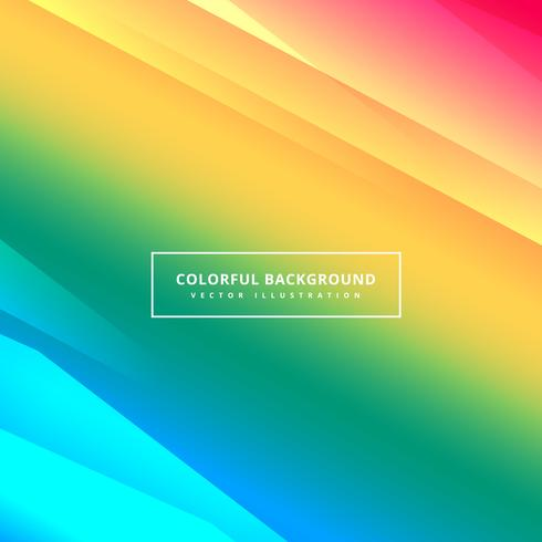 colors beautiful background poster vector design illustration