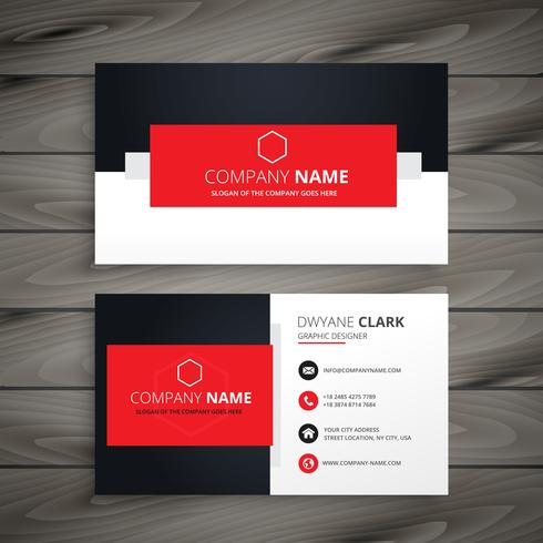 Modern business card free vector art 26405 free downloads modern business card reheart Gallery
