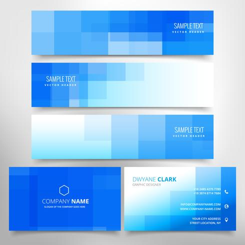 Free Vector Business Card Templates Free Downloads - Business card template illustrator