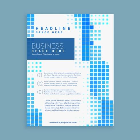 business brochure leaflet template for your brand