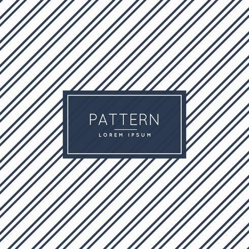 motif de lignes diagonales minimales