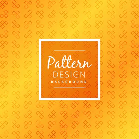 yellow abstract pattern background vector design illustration