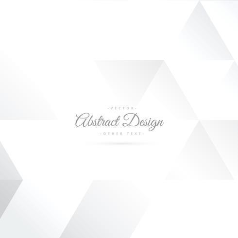 minimal white and gray background design