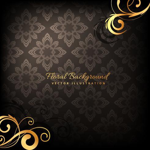 elegant premium luxury floral background