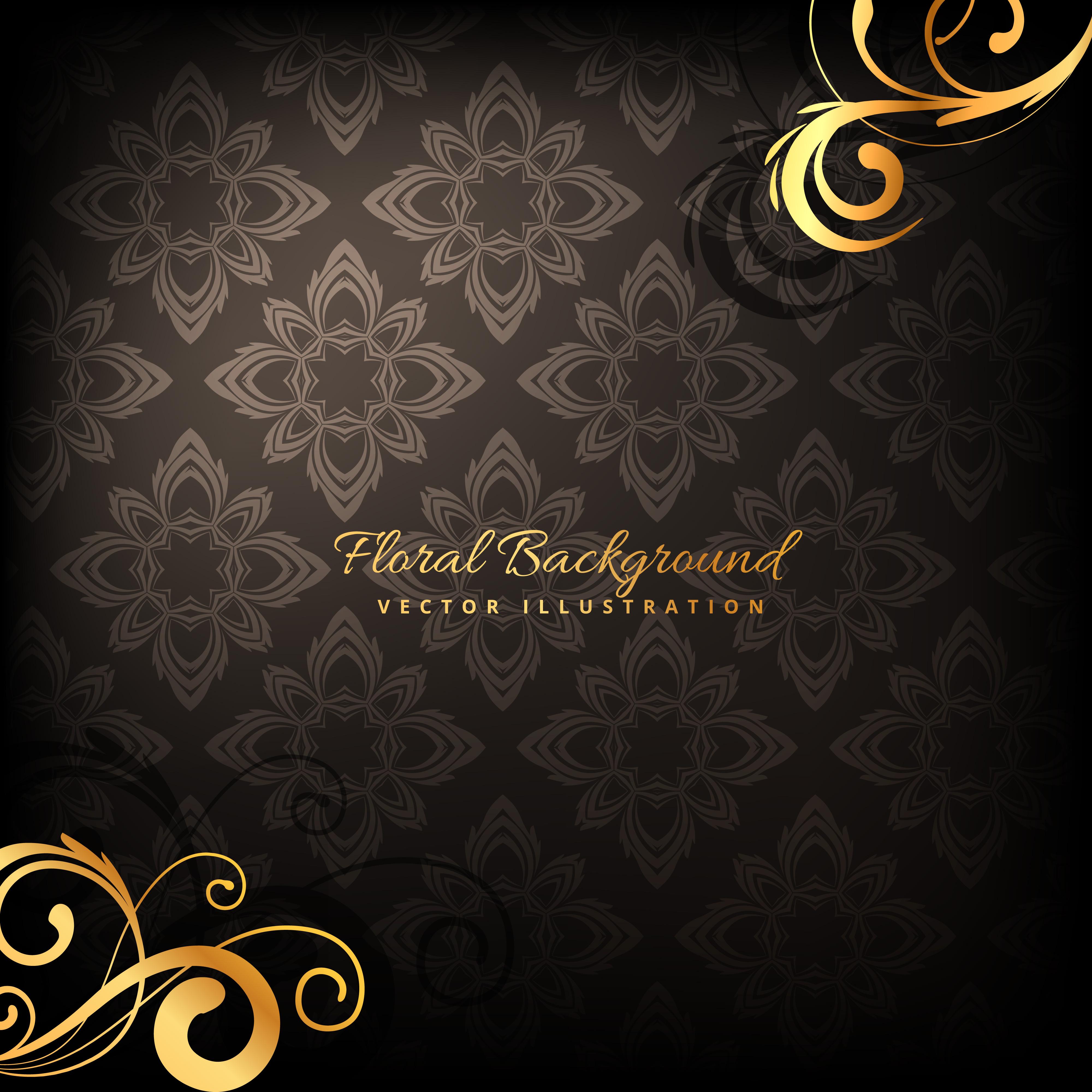 elegant premium luxury floral background - Download Free