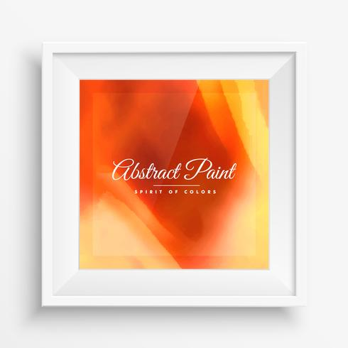 abstract paint background poster