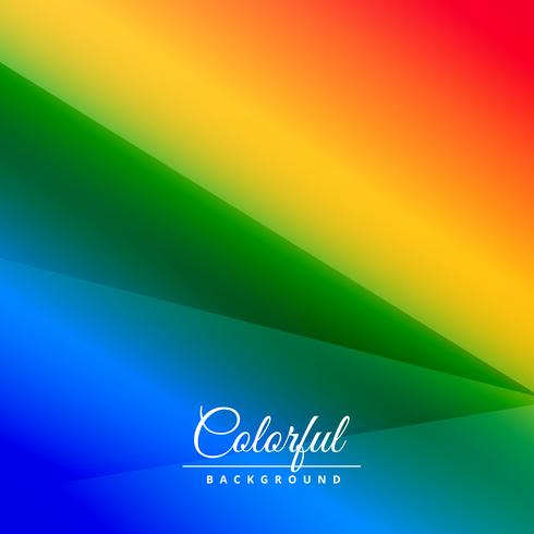 abstract colorful background with stripes poster vector design i