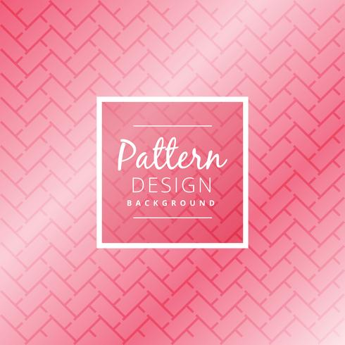 pink pattern geometric background vector design illustration
