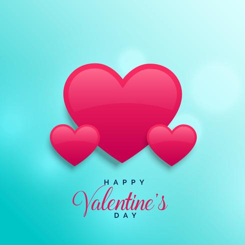 happy valentine's day awesome greeting design