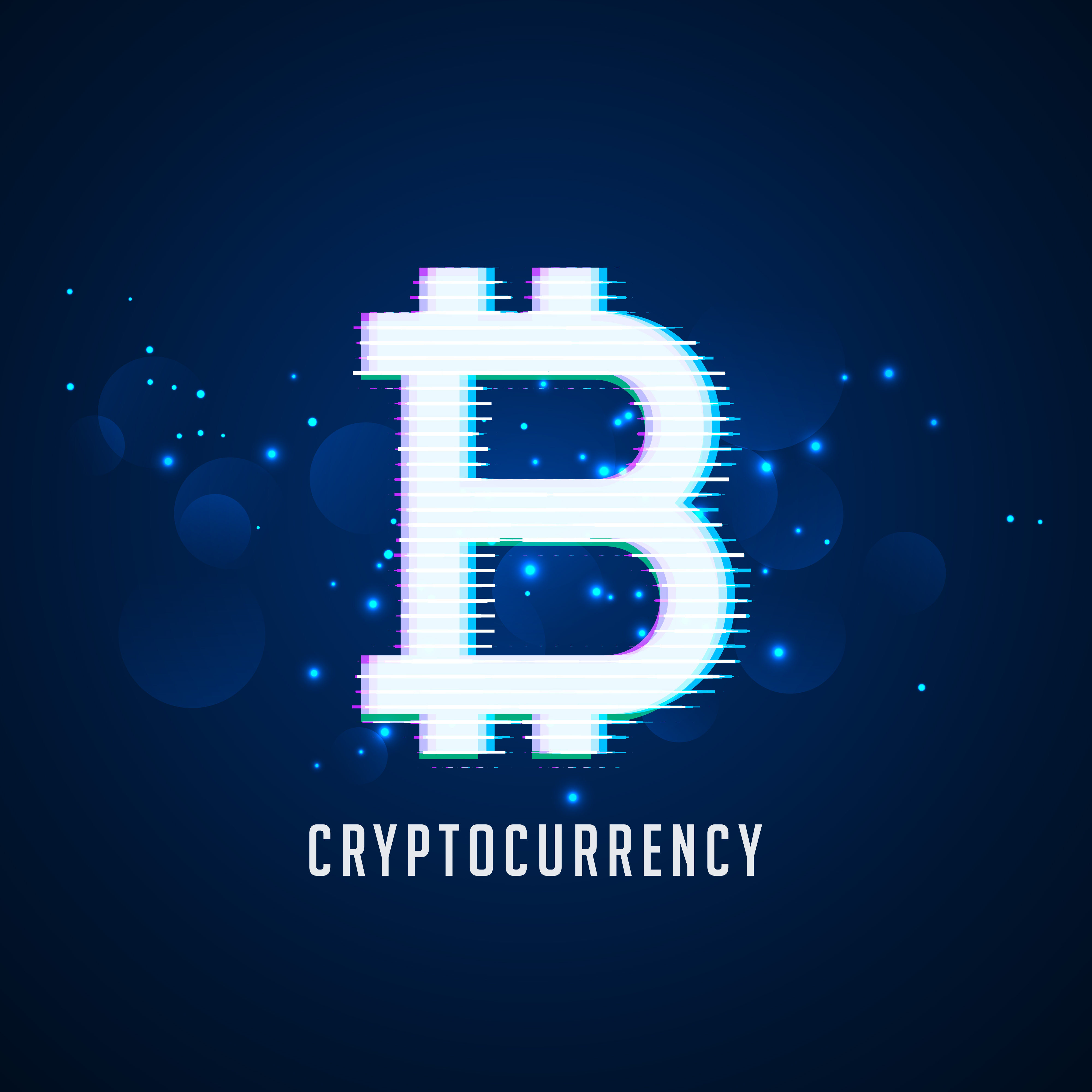 English what business sector is cryptocurrency