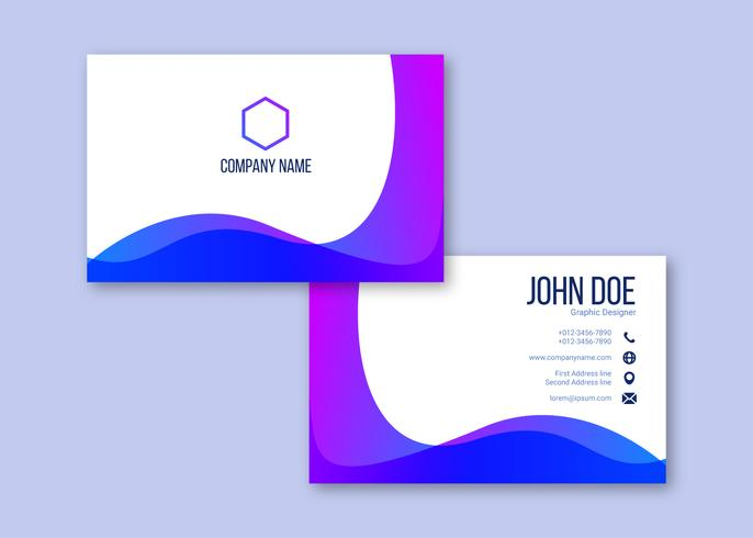 Creative business card vectors download free vector art stock creative business card vectors reheart Gallery