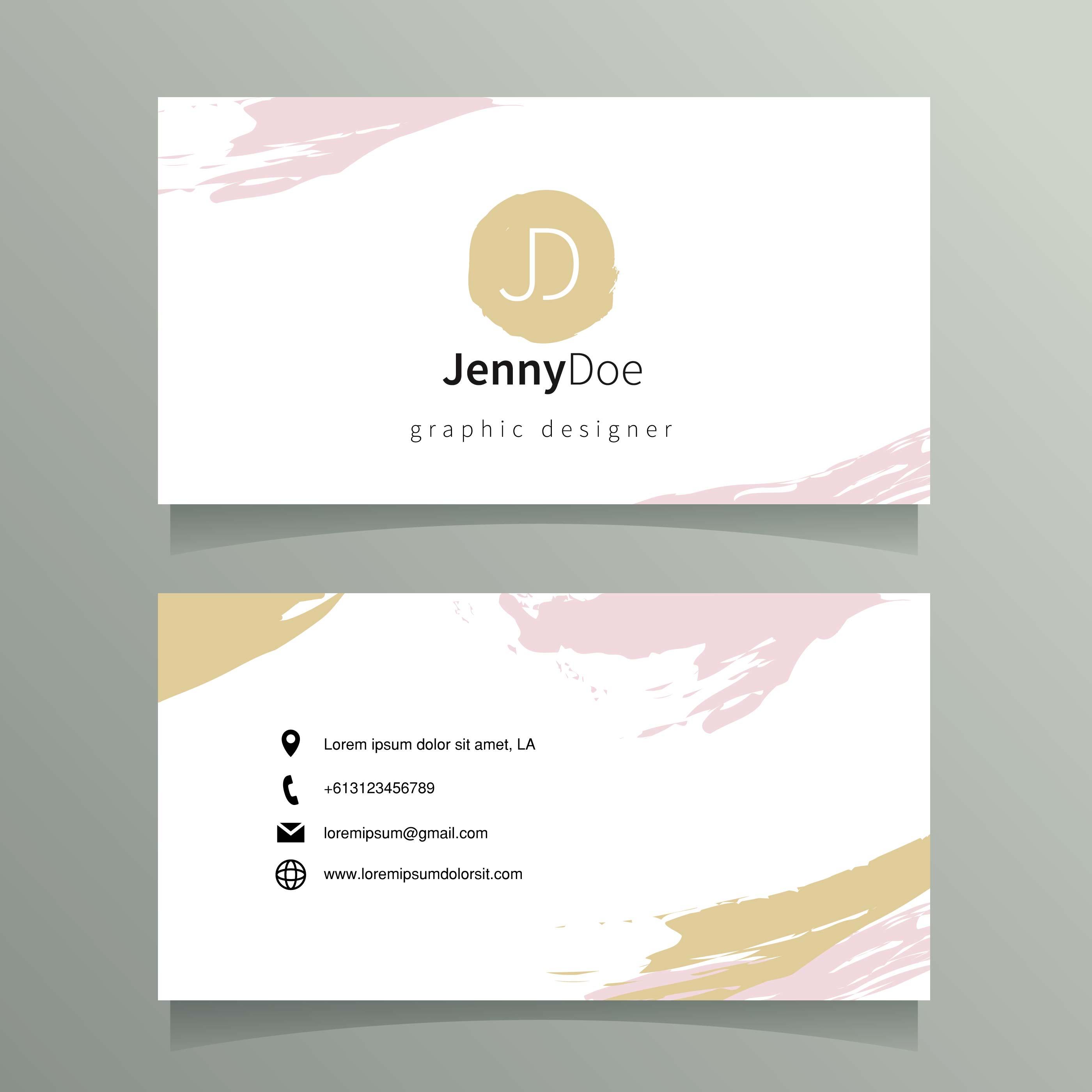 Graphic Designer Name ...