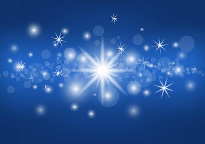 Light Flare Radiance Vector Background