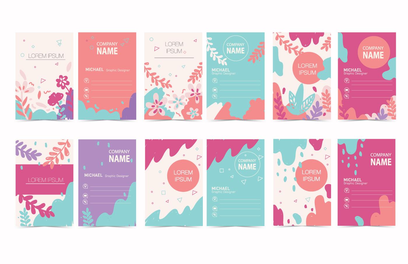 Colorful Graphic Desig...
