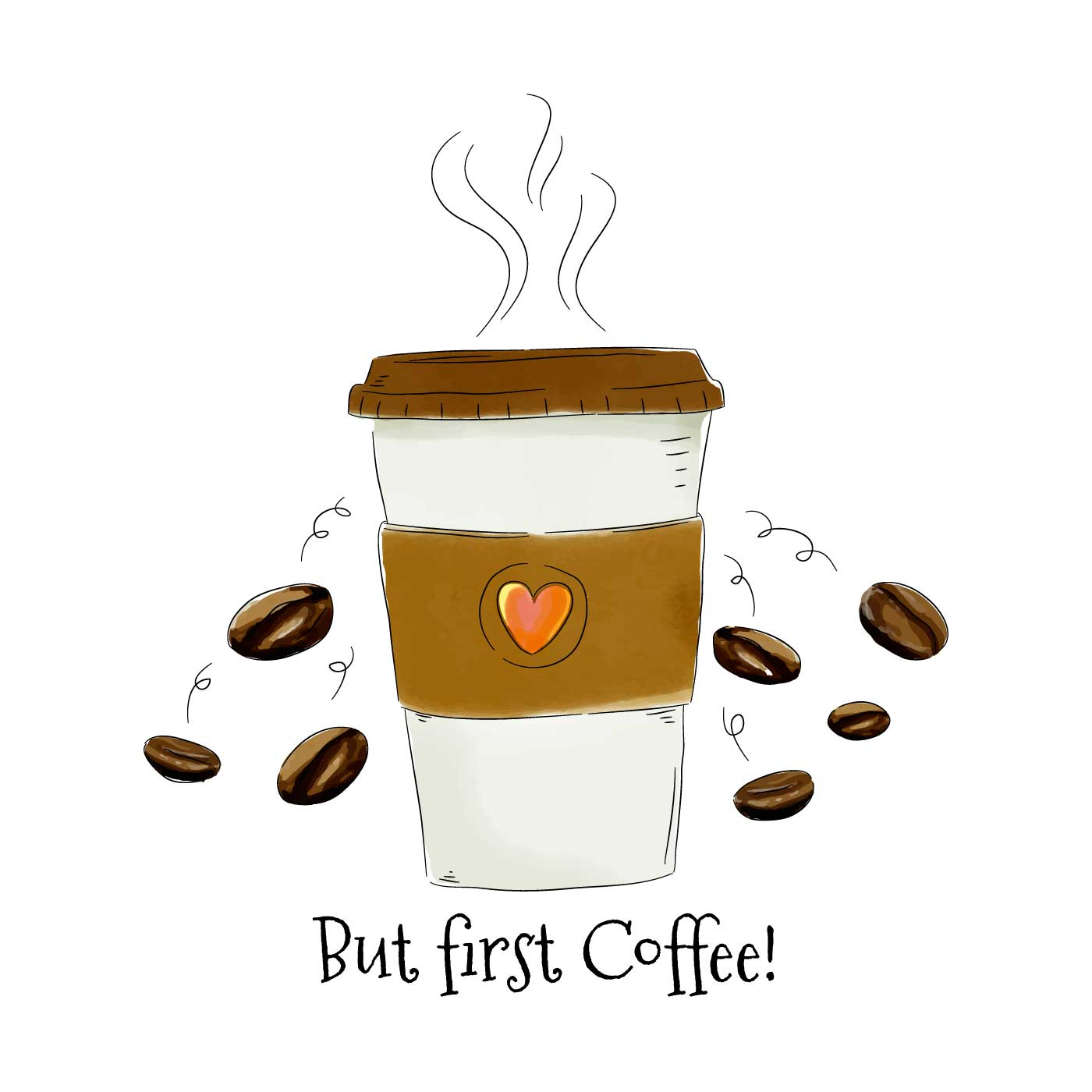 Free Coffee Quotes Vector Art Images Graphics 161 Free Downloads