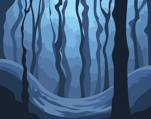 Abstract Forest Illustration - Download Free Vector Art, Stock Graphics & Images