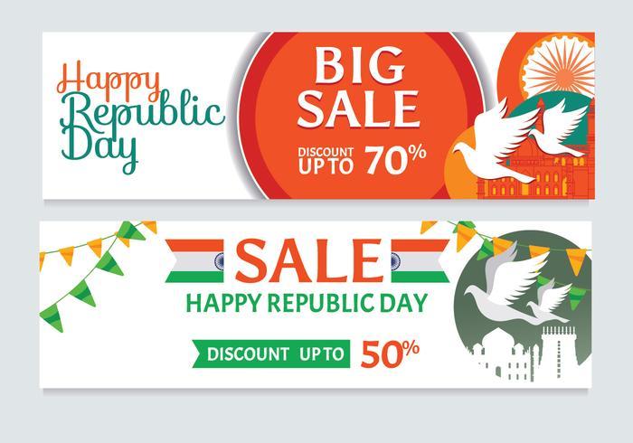 Bannière de vente Day Republic