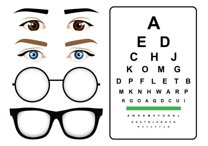 Image result for eyes test