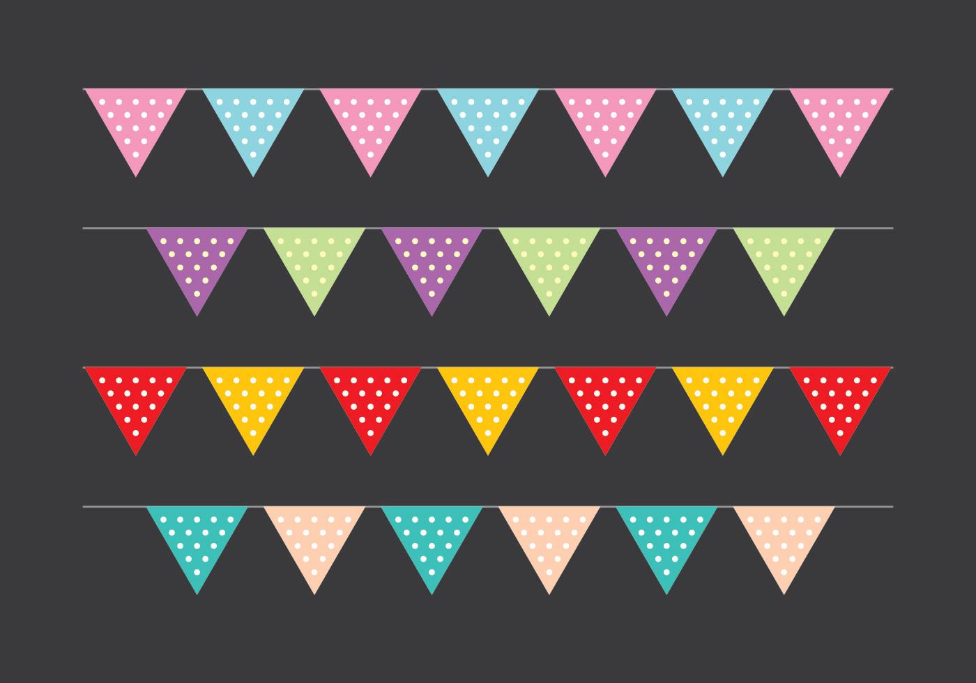 Party Flag - Download Free Vectors, Clipart Graphics ...