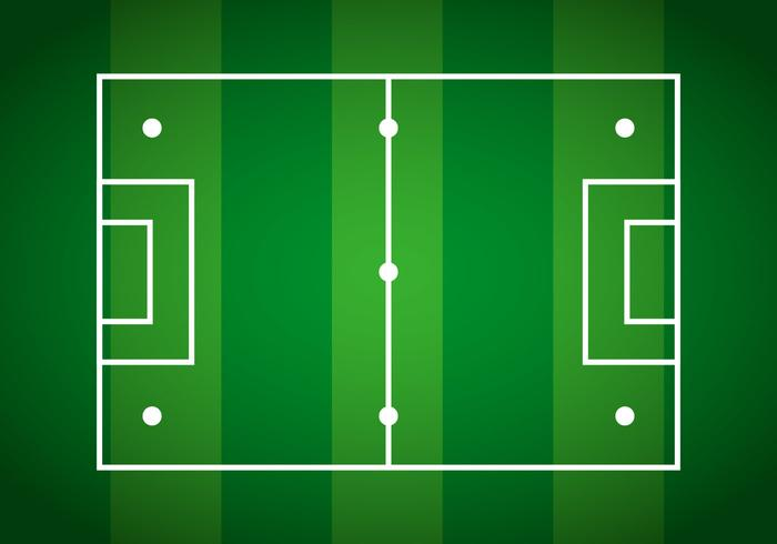 Football Field - Download Free Vector Art, Stock Graphics & Images