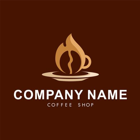 Coffee Shop Logo Mall