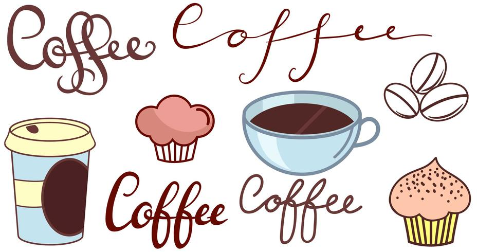 Coffee Shop Logo Vectors