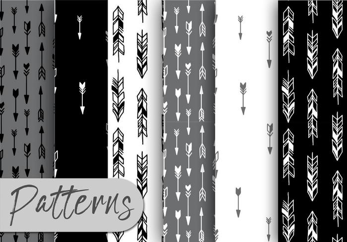 Arrow Pattern Set