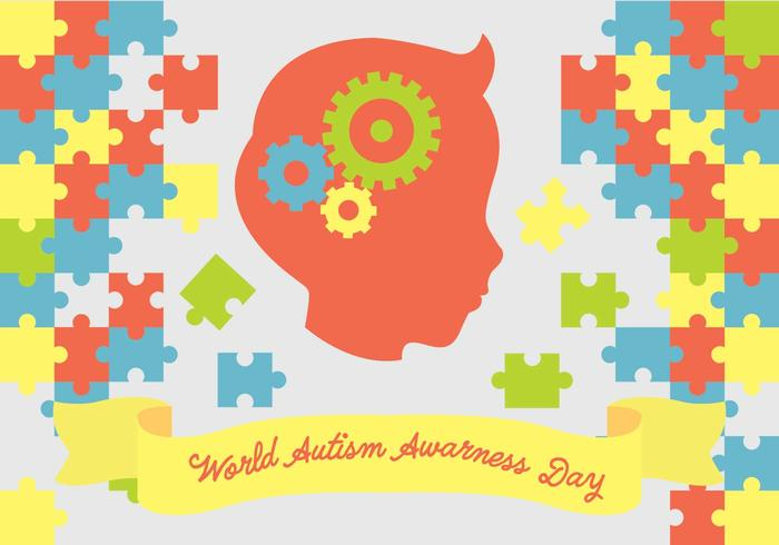 Autism Poster Vector Download Free Vector Art Stock Graphics Images