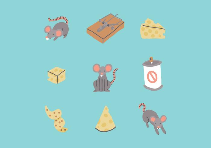 Mouses, Cheeses And Traps