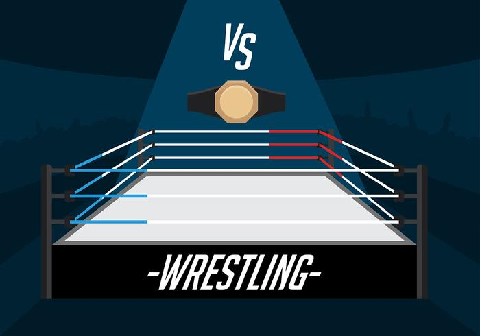 how to create a wrestling ring