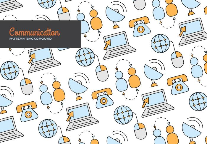 Comunication Background