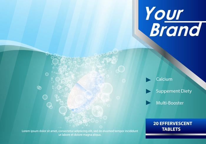 Effervescent Supplement In Water