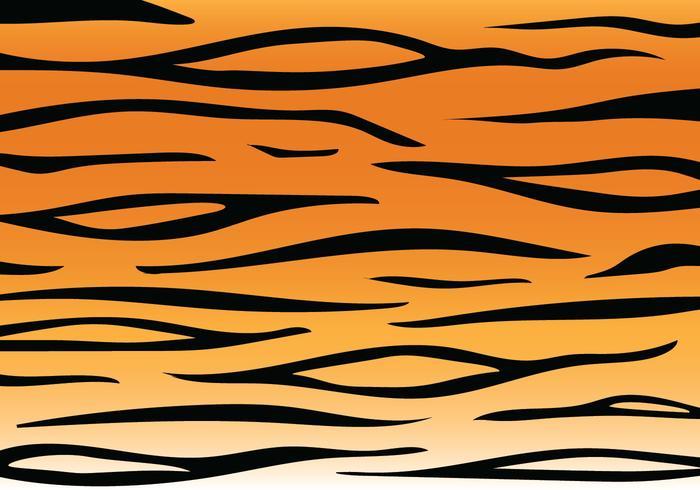 tiger stripe mönster
