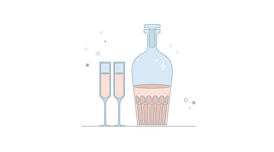 Glassware Glasses Vector