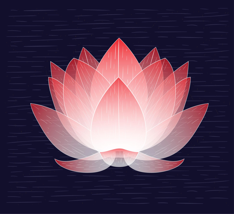 Lotus Flower Free Vector Art 6868 Free Downloads