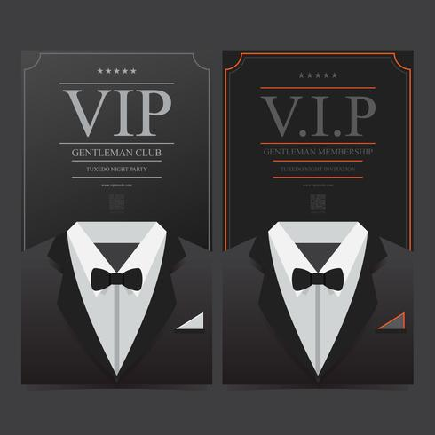 Tux Gentleman VIP Club Membership