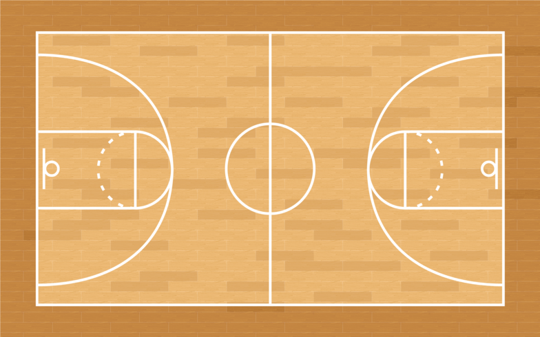 basketball court download free vector art stock graphics images rh vecteezy com basketball court vector image basketball court vectorworks