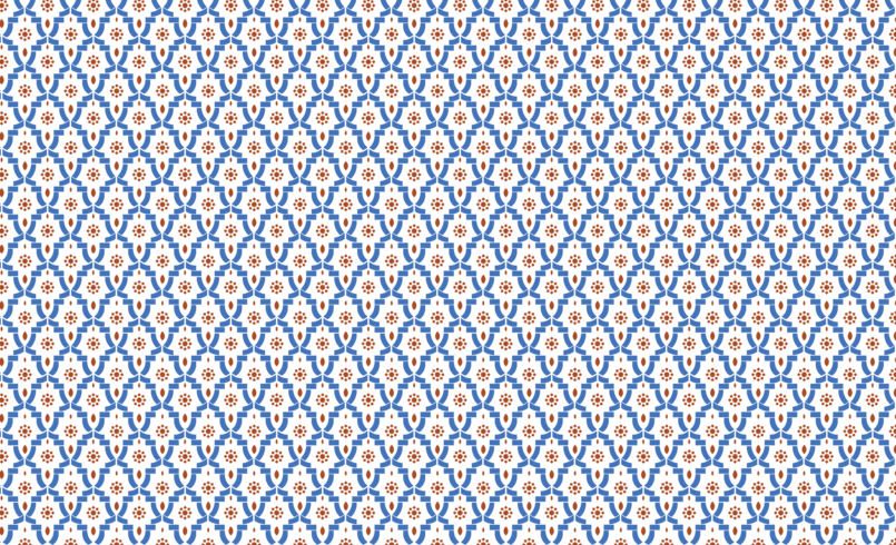 pattern moroccan style