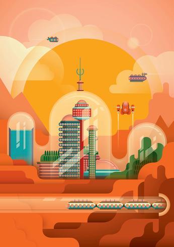 Framtida på Mars