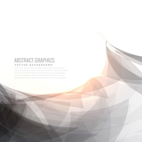 elegant gray and white abstract background